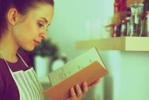 Brotbackbuch lesen - Rezeptbuch