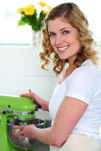 Getreide-Mahl-Vorsätze-Aufsätze für Küchenmaschinen
